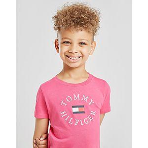 9e145f7aa45 Tommy Hilfiger Print Logo T-Shirt Children ...