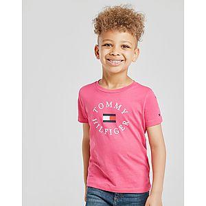 719ea0133ba ... Tommy Hilfiger Print Logo T-Shirt Children