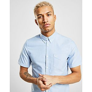 a9990be77 Fred Perry Short Sleeve Oxford Shirt Fred Perry Short Sleeve Oxford Shirt