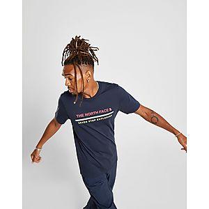 032dcff8 The North Face Men's T shirts & Vests   JD Sports