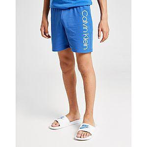 aca742f33c Calvin Klein Large Logo French Terry Shorts Junior ...