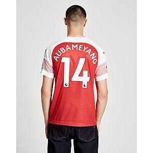 4bfd86ee PUMA Arsenal FC 2018/19 Aubameyang #14 Home Shirt ...