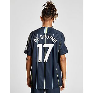 b0a204a4cdc Nike Manchester City 2018/19 De Bruyne #17 Away Shirt ...