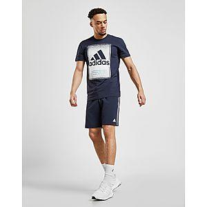e8b728ec5 adidas 3-Stripes Woven Shorts ...