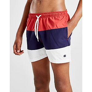 fee93138be Champion Tri-Colour Block Swim Shorts Junior ...
