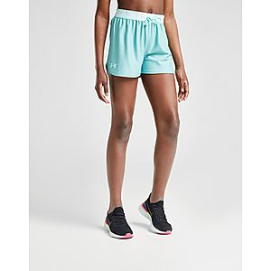 39c72e3e77b3e2 Under Armour Girls' Play Up Shorts Junior ...