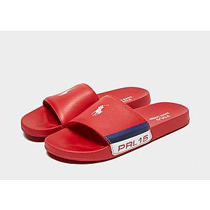 3bf1f1d5a3 Polo Ralph Lauren Fletcher Slides Junior Polo Ralph Lauren Fletcher Slides  Junior