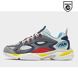 5f16085df3 Fila | Men's Fila Trainers, Clothing & Accessories | JD Sports