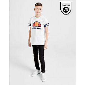 2927e9e060f ... Ellesse Cestia Logo T-Shirt Junior