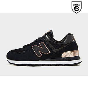 quality design b1aa8 64d1a New Balance 574 Women s ...