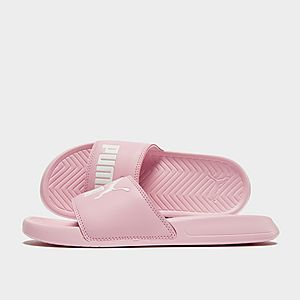 233cb253642 PUMA Popcat Slides Junior