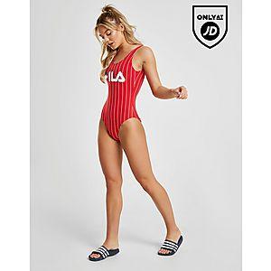 2fd898f5d3 Fila Stripe Swimsuit Fila Stripe Swimsuit
