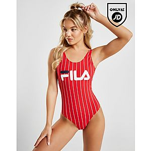 e5215bbbd6e Fila Stripe Swimsuit Fila Stripe Swimsuit