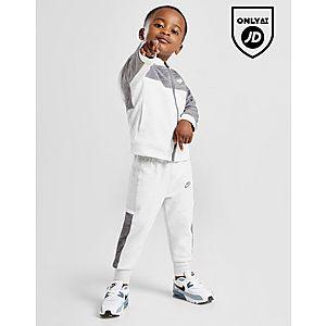 a267281728 Nike Advance Full Zip Colour Block Tracksuit Infant ...