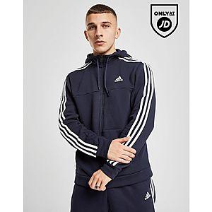 1a54aa70 adidas Essential Full Zip Hoodie ...