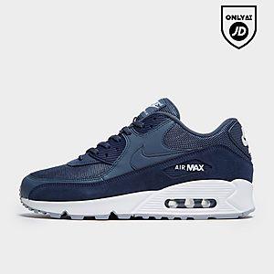 Nike Air Max @NT#V 90 GS Nere Camo Air Max 90 Essential Nere