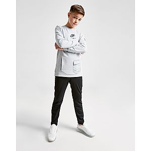 a62d543a5 ... Nike Air Max French Terry Crew Sweatshirt Junior