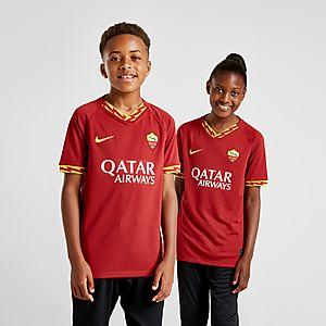 0e9f9f59c183b NIKE A.S. Roma 2019/20 Stadium Home Older Kids' Football Shirt