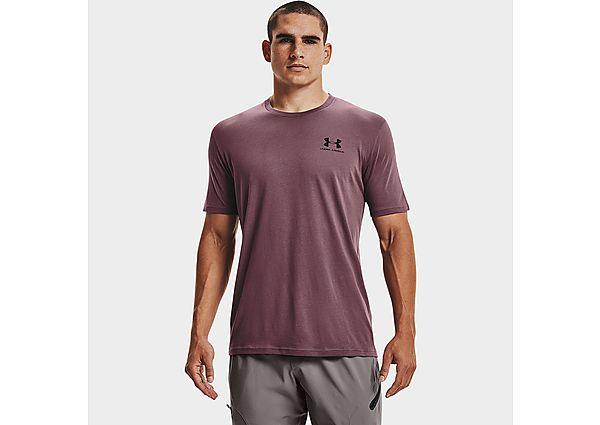 Under Armour Sportstyle T-Shirt - Ash Plum