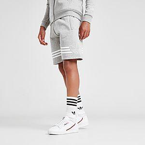 7fb46b66e9877 adidas Originals Spirit Fleece Shorts Junior