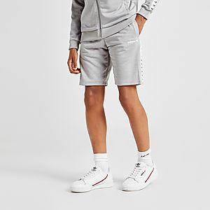 8254b68679555 adidas Originals Taping Shorts Junior