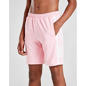 fda4d8b2b adidas Originals Trefoil Logo Swim Shorts Junior ...