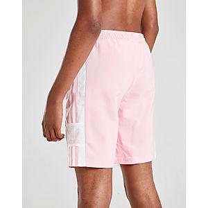 1e83ab5da1f37 adidas Originals Trefoil Logo Swim Shorts Junior adidas Originals Trefoil  Logo Swim Shorts Junior