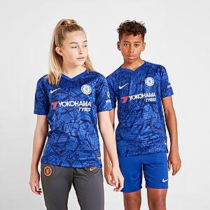 buy popular ce100 8068f Nike Chelsea FC 2019 Home Shirt Junior