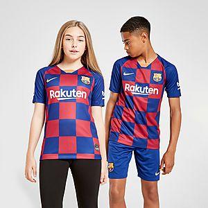 brand new 2e5d9 ba215 Nike FC Barcelona 19/20 Home Shirt Junior