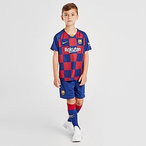outlet online picked up best selling Nike FC Barcelona 2019/20 Home Kit Children