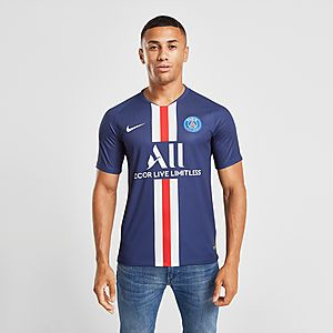 hot sales 13227 c9ed5 Nike Paris Saint-Germain 2019/20 Stadium Home Men's Football Shirt