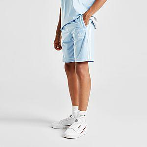 bc52120a83db5 adidas Originals 3-Stripes Poly Shorts Junior