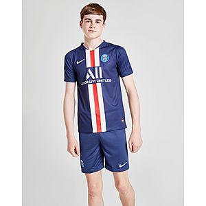 c53b1248b5244 ... Nike Paris Saint-Germain 2019/20 Stadium Home Older Kids' Football  Shorts
