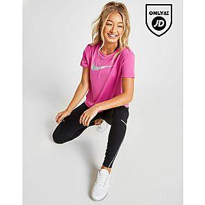 3efda92adaa Nike Running Miler Short Sleeve T-Shirt ...