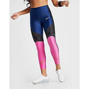 46f1b7e53b705a ... Nike Running Speed Power Colour Block Tights