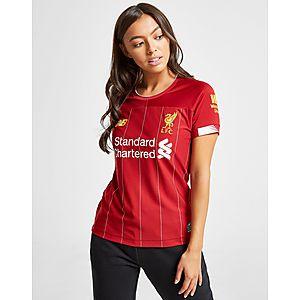 94bff8a1b New Balance Liverpool FC 2019 Home Shirt Women s ...