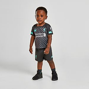 new concept f37ef 6e1fa New Balance Liverpool FC 2019/20 Third Kit Infant