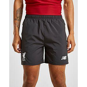 abb2ed4280d8d New Balance Liverpool FC Woven Shorts New Balance Liverpool FC Woven Shorts