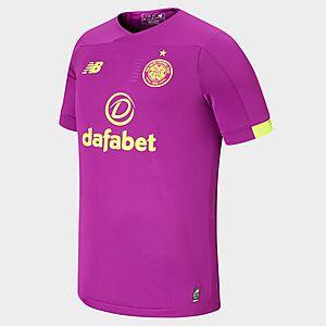 check out 758ee 6e400 New Balance Celtic FC 2019/20 Goalkeeper Away Shirt