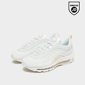 Air max 95 cloth trainers Nike White size 39 EU in Cloth