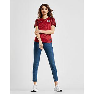 bc085a4c2 ... NIKE England 2019 Stadium Away Women's Football Shirt