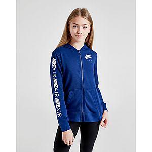937bcbe373 Nike Nike Air Older Kids' (Girls') Full-Zip Hoodie ...
