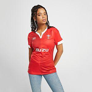 huge selection of 013c3 c10e9 Under Armour Wales RU 2019/20 Home Shirt Women's