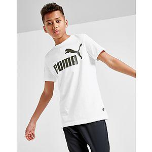 548015de197 PUMA Essential Logo T-Shirt Junior ...