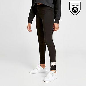a3fe2721a6 PUMA Girls' Core Leggings Junior