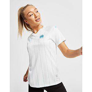 44f1be42856 PUMA Olympique Marseille 2019/20 Home Shirt Women's ...