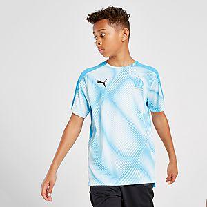 01fcd87c68 PUMA Olympique Marseille Stadium Shirt Junior