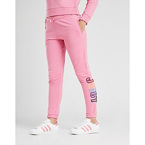2a034469556 Juicy by Juicy Couture Girls' Logo Joggers Junior ...