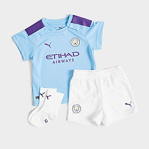 info for 784dd e3d08 Puma Manchester City FC 2019/20 Home Kit Infant