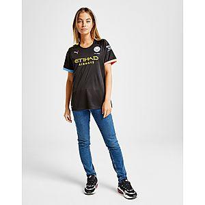bac26ce38bebd7 PUMA Manchester City FC 2019/20 Away Shirt Women's ...